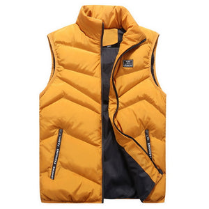LOMAIYI 2019 Men's Spring Winter Vest Men Sleeveless Jackets Male Waistcoat Man Padded Down Vests Men Warm Vest Coat BM257 - Products & Products Store