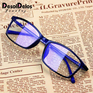 Anti Light Glasses Ray Blue Fashion Anti Blue Fatigue Protection Blocking Goggles Eye Square Radiation Computer 2019 New - Products & Products Store