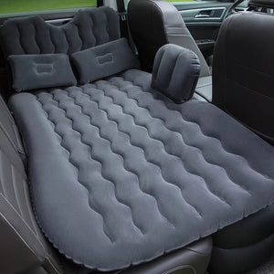 2018 High quality Top Selling Car Back Seat Cover Travel Mattress Air Inflatable Bed with pump - Products & Products Store