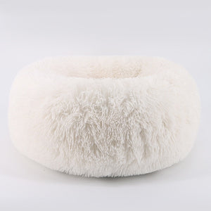Super Soft Cat Bed For Small Large Dog Bed Cats Sofa Winter Mats House for Cat Plush Cat Nest Pet Deep Sleeping Bed Hondenmand - Products & Products Store