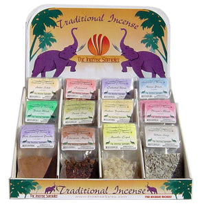 Traditional Incense Display Pack