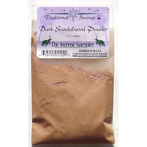 Dark Sandalwood Powder