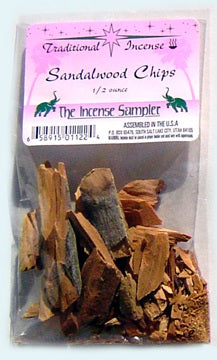Sandalwood Chips