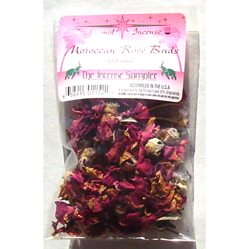 Moroccan Rose Buds