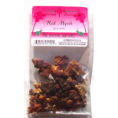 Red Myrrh