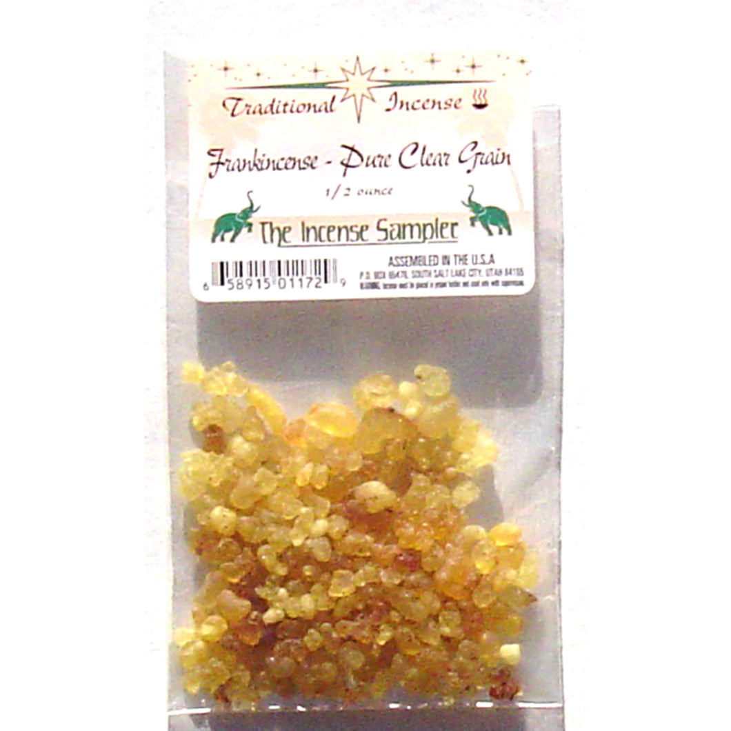 Frankincense Pure Clear Grain