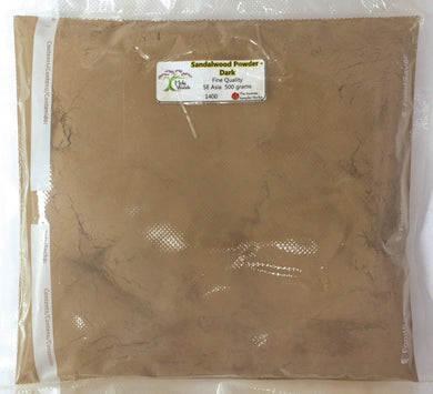 Dark Sandalwood Powder - 500 gram