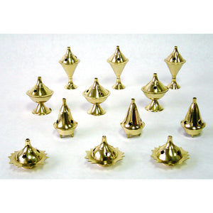 Brass Holder Assortment - Deluxe Large
