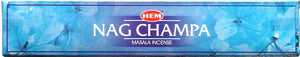 Nag Champa by Hem (blue box)