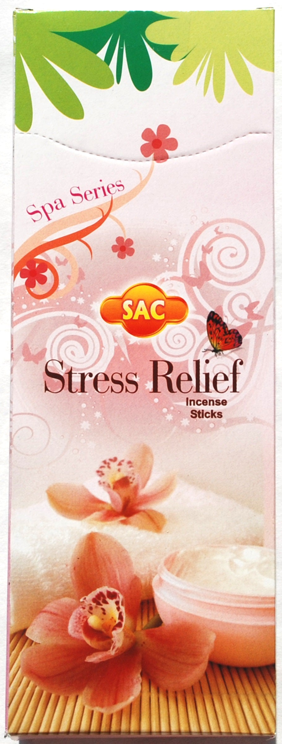 Stress Relief - Spa Series