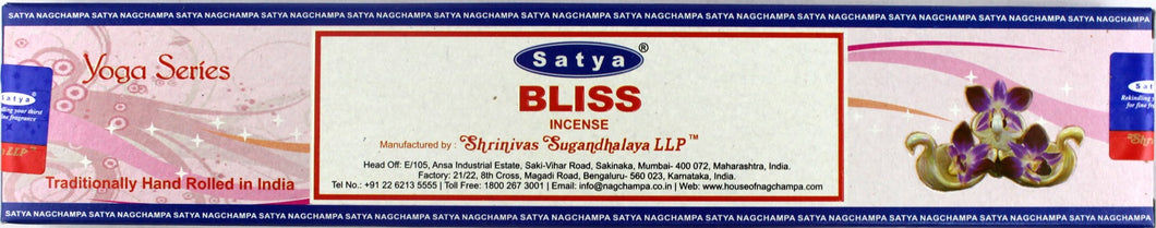 Satya Yoga - Bliss