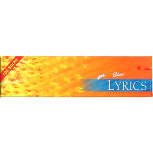Lyrics - 100 stick box