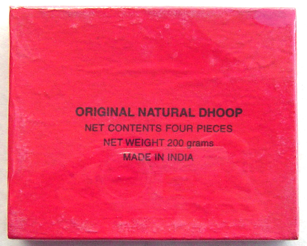 Original Natural Dhoop - 200 gram