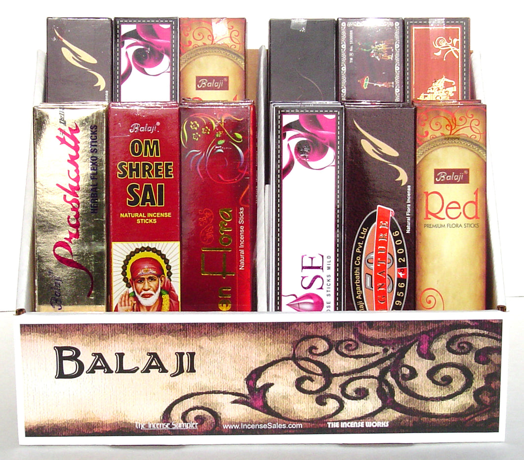 Balaji Display Pack