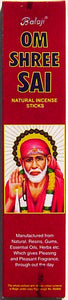 Balaji - Om Shree Sai