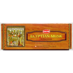 Egyptian Musk - Hex Tube