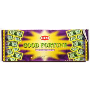 Good Fortune - Hex Tube