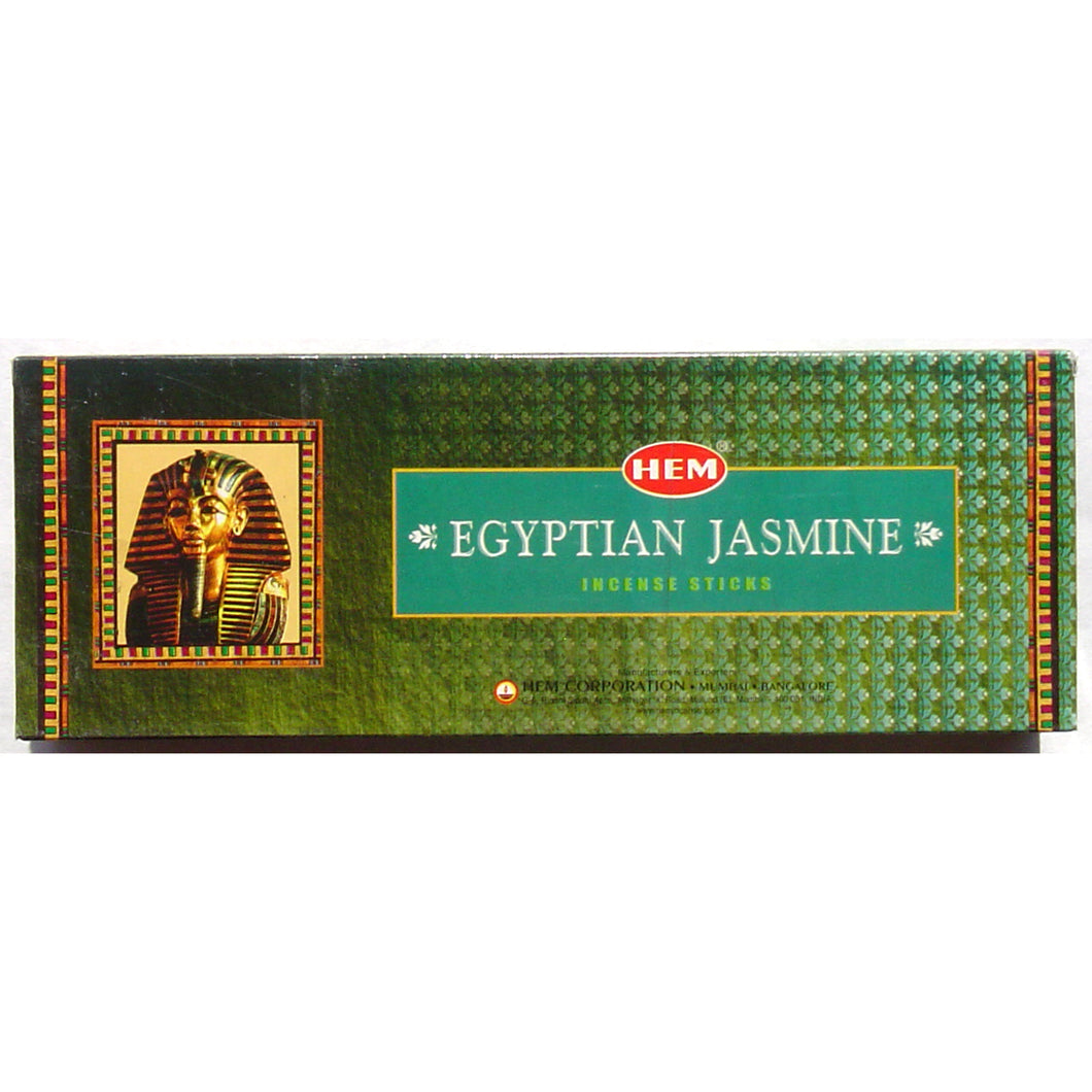 Egyptian Jasmine - Hex Tube