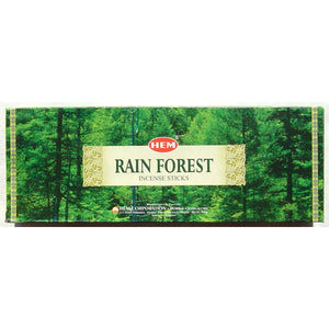 Rain Forest* - 20 stick hex tubes