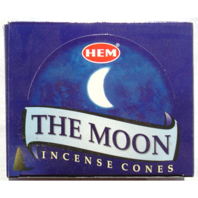 'The Moon' Cones