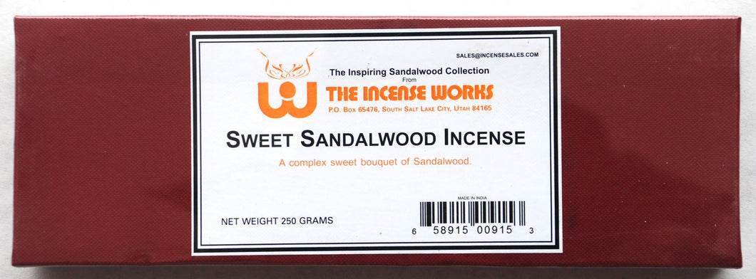 Sweet Sandal - 250 gram box