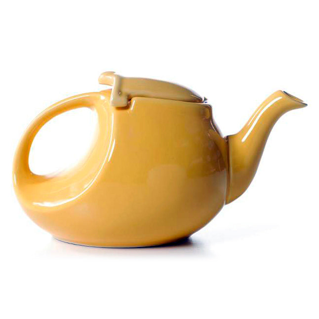 Retro Teapot - Sunshine