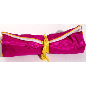 Chinese Silk Jewelry Purses/Mala Bags