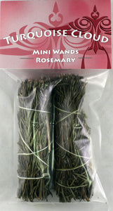 Mini Rosemary Wands