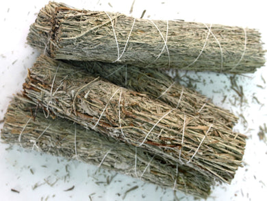 Large Blue Sage Wands - Bulk 1 dozen