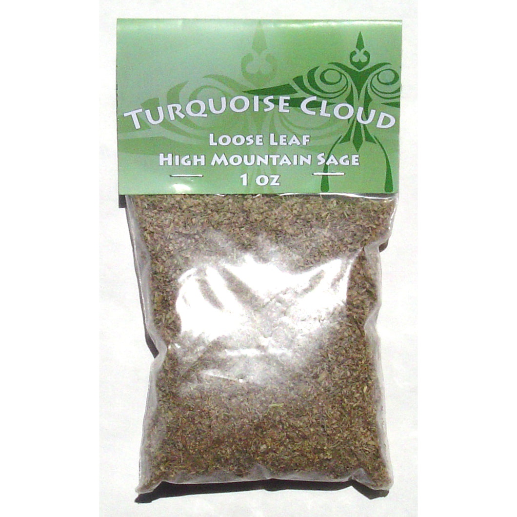 Loose Leaf High Mountain Sage