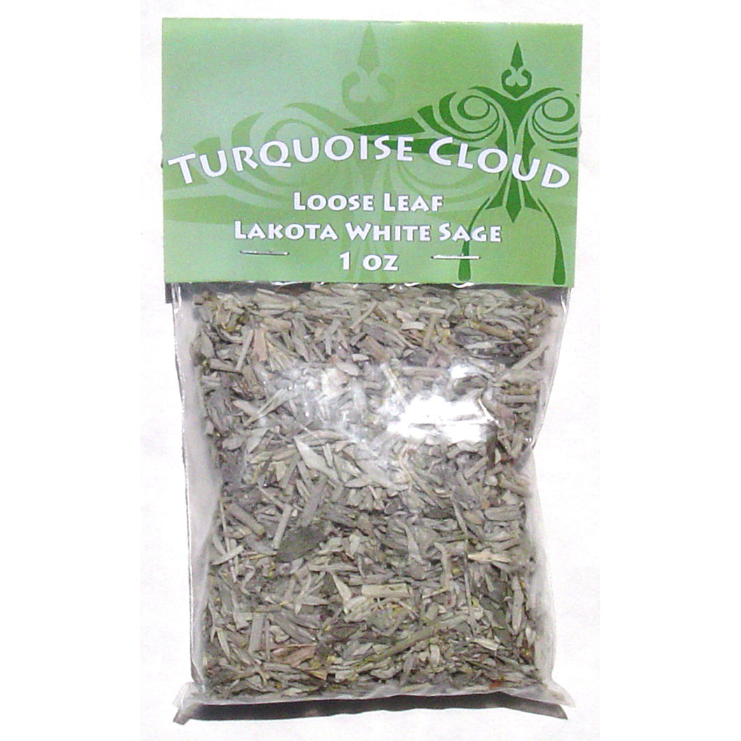 Loose Leaf Lakota Sage