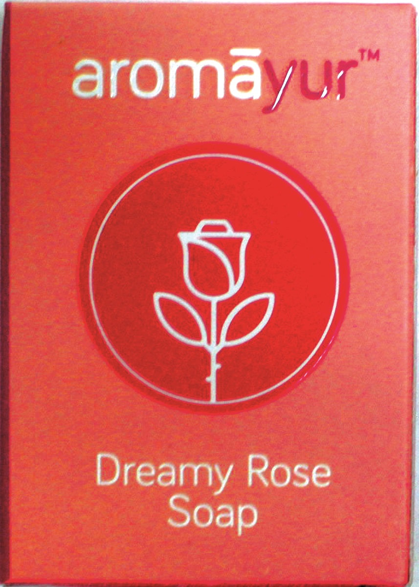Dreamy Rose Aromayur Soap