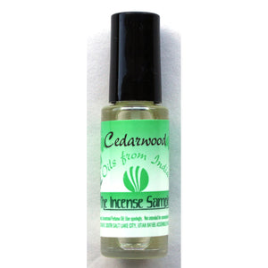 Cedarwood - 9.5 ml