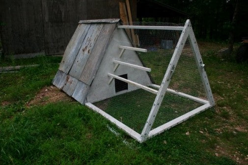 LKD Chicken Tractor