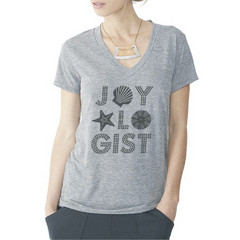 Joyologist T-Shirt Design