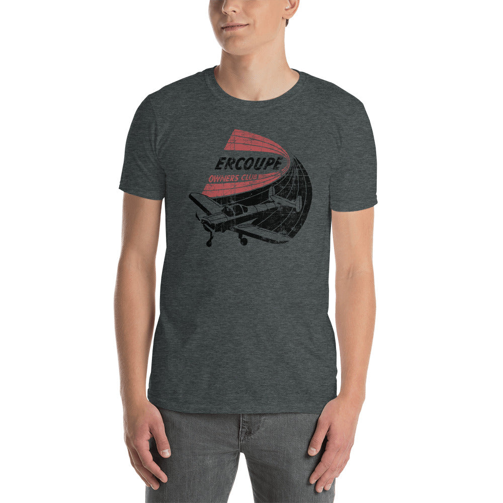 Ercoupe Owners Club Unisex T-Shirt