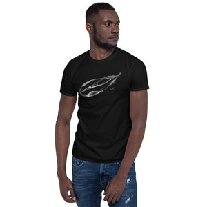 Signed Streamliner Sketch Unisex T-Shirt