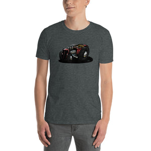 Signed Roadster Sketch Unisex T-Shirt