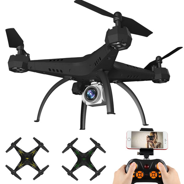 Big Shatter Resistant Selfie Drone With Camera