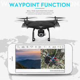 Aircraft with GPS 400M Remote Control Distance Wide Angle