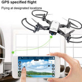 Drone Quadcopter with 1080P HD Camera  LED light