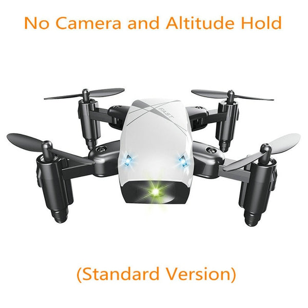 Mini Drone With Camera HD S9