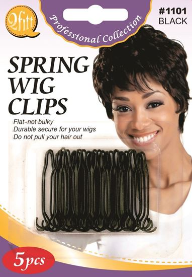 M&M Wig Clips # 1101 - Dozen - Palms Fashion Inc.