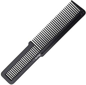"Diane 8"" Flat Top Comb Black #D42 - Dozen Pack - Palms Fashion"