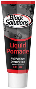 BLACK SOLUTIONS LIQUID POMADE 6 OZ - Palms Fashion
