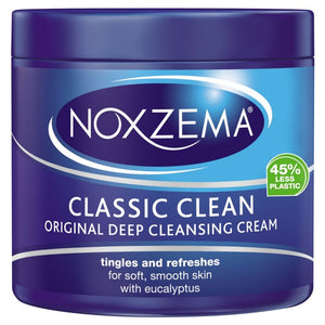 NOXZEMA CLASSIC CLEAN ORIGINAL DEEP CLEANSING CREAM 12 OZ - Palms Fashion
