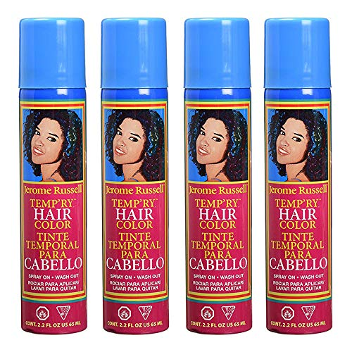Jerome Russell Temporary Hair Color Spray 2.2 fl oz (65 ml)
