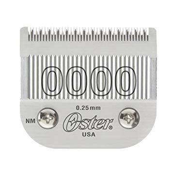 Oster Detachable Clipper Blade Size 0000 #76918-016 - Palms Fashion