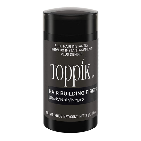 TOPPIK HAIR BUILDING FIBERS - 0.11oz - Palms Fashion Inc.
