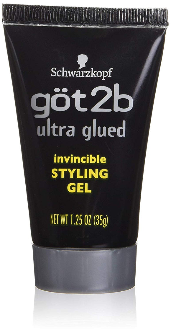 GOT2B Glued Ultra Styling Gel  1.25oz - Palms Fashion Inc.